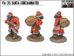 Santa Contaminated