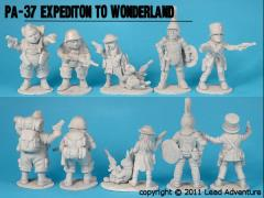 Expedition to Wonderland