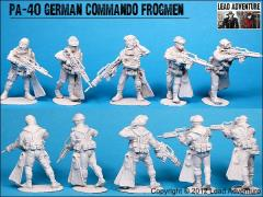 German Commando Frogmen