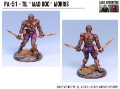 """Til """"Mad Doc"""" Morris"""