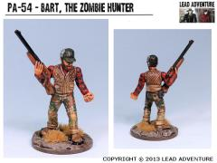 Bart, the Zombie Hunter