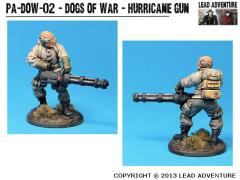 Dogs of War - Hurricane Gun
