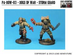 Dogs of War - Storm Guard