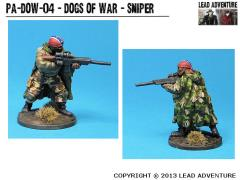 Dogs of War - Sniper