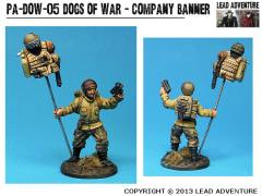 Dogs of War - Company Banner