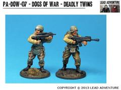 Dogs of War - Deadly Twins