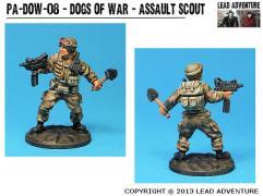 Dogs of War - Assault Scout