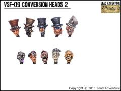 Conversion Heads 2