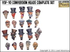 Conversion Heads Compete Set