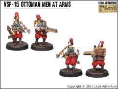 Ottoman Men at Arms