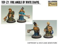 Fire Angels of White Chapel