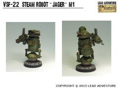 Steam Robot 'Jager' M1