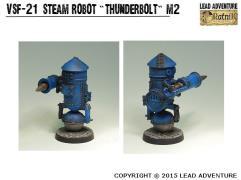 Steam Robot 'Thunderbolt' M2