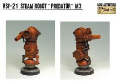Steam Robot 'Predator' M3