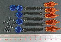 Flight Peg Indicator Set (5)