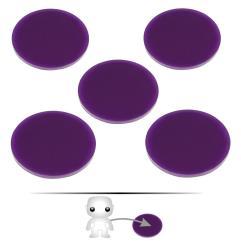 """2"""" Pop Culture Figure Stand - Purple"""
