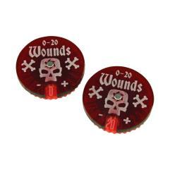 Wound Dials - #0-20
