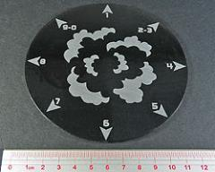 Infinity - Directional Smoke Template, 120mm