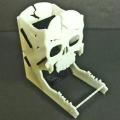 Skull Dice Tower