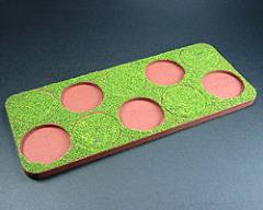 Skirmish Tray - 10 Figures, 40mm Round Bases
