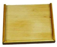 Heavy Duty Movement Tray - 125x125mm