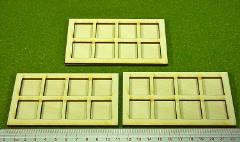 Ring War Infantry Tray - 8 Figures, 20mm Square Bases