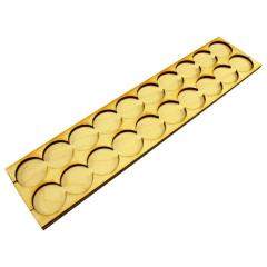 25mm Rank Tray- 10x2