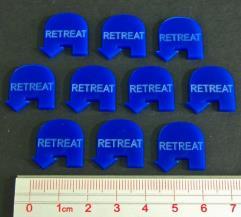 Retreat - Blue