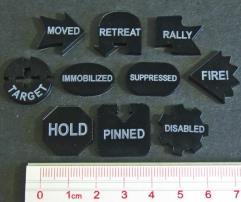 Command Set #2 - Black