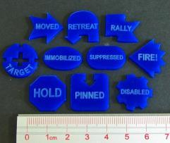 Command Set #2 - Blue