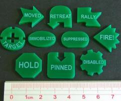 Command Set #2 - Green