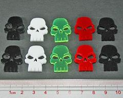 Skull Tokens - Variety Set