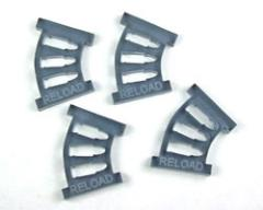 Gun Reload Tokens - Transparent Grey