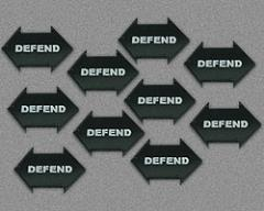 Defend - Black