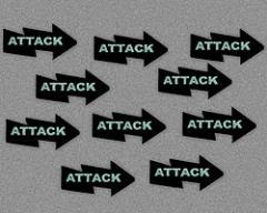 Attack - Black