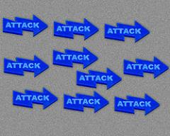 Attack - Blue