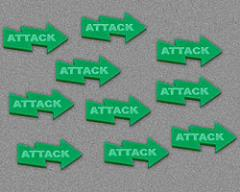 Attack - Green