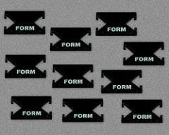 Form - Black