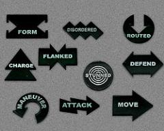 Command Set #1 - Black