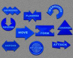 Command Set #1 - Blue