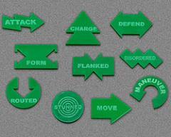 Command Set #1 - Green