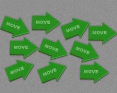 Move Command - Green