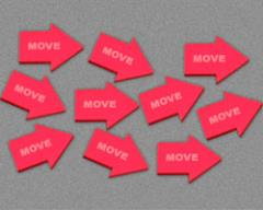 Move Command - Red