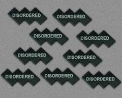 Disordered - Black