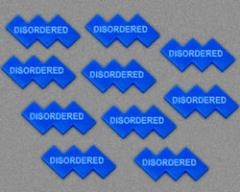 Disordered - Blue