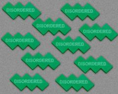 Disordered - Green