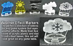 Weather Effect Tokens (5)