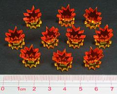 Mini Blast Markers