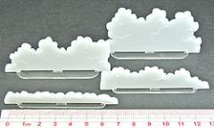 Smoke Screen Markers - Variety Set (4)