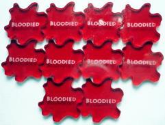 4e Bloodied Token Set